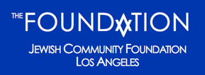 The Foundation Jewish Community Foundation Los Angeles Logo